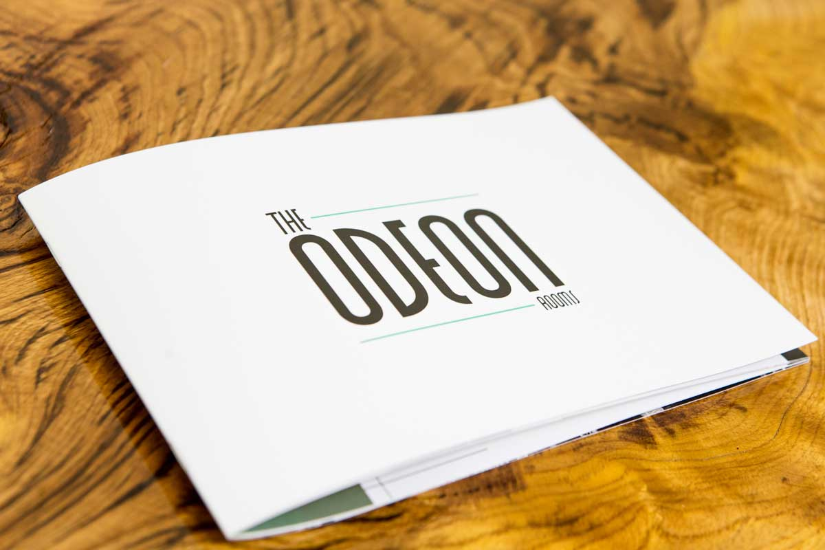 The Odeon Rooms Board
