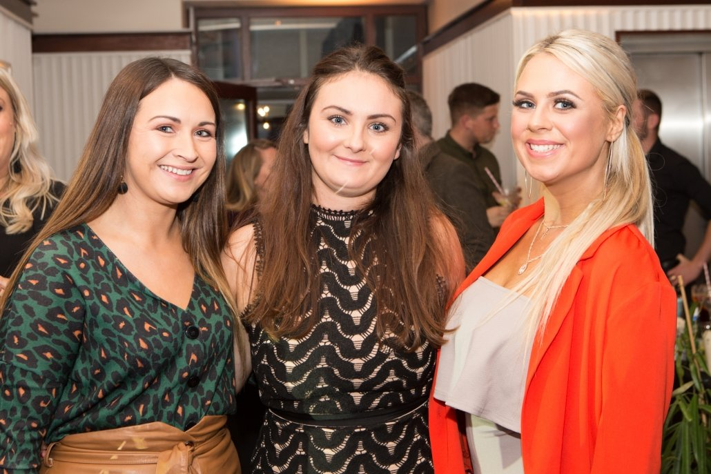 The Odeon Rooms opening party
