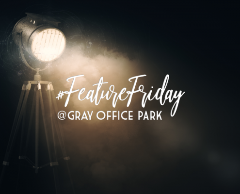 Client feature Gray Office Park
