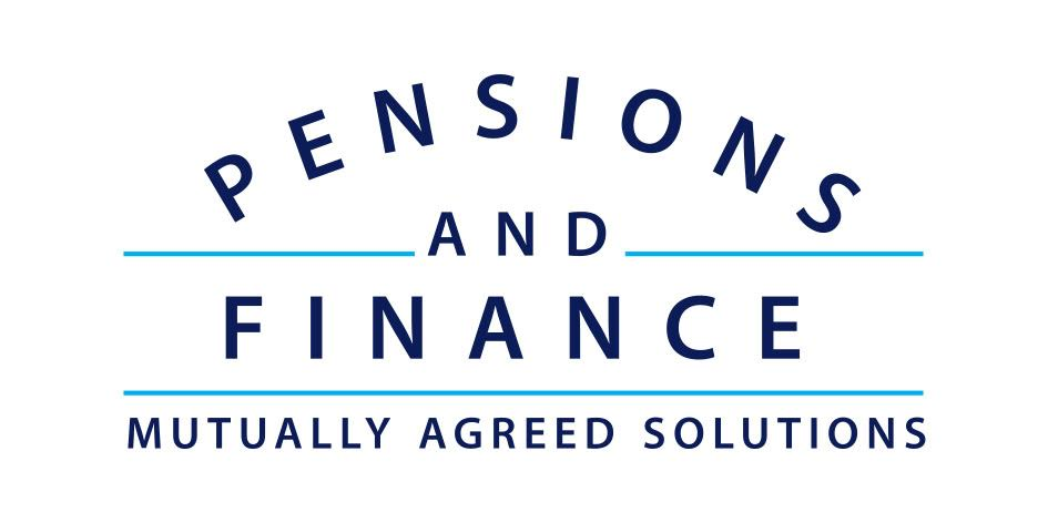 Pensions and Finance Logo