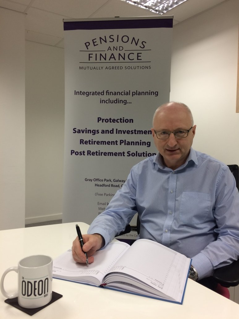 Ronan Bray - Pensions and Finance