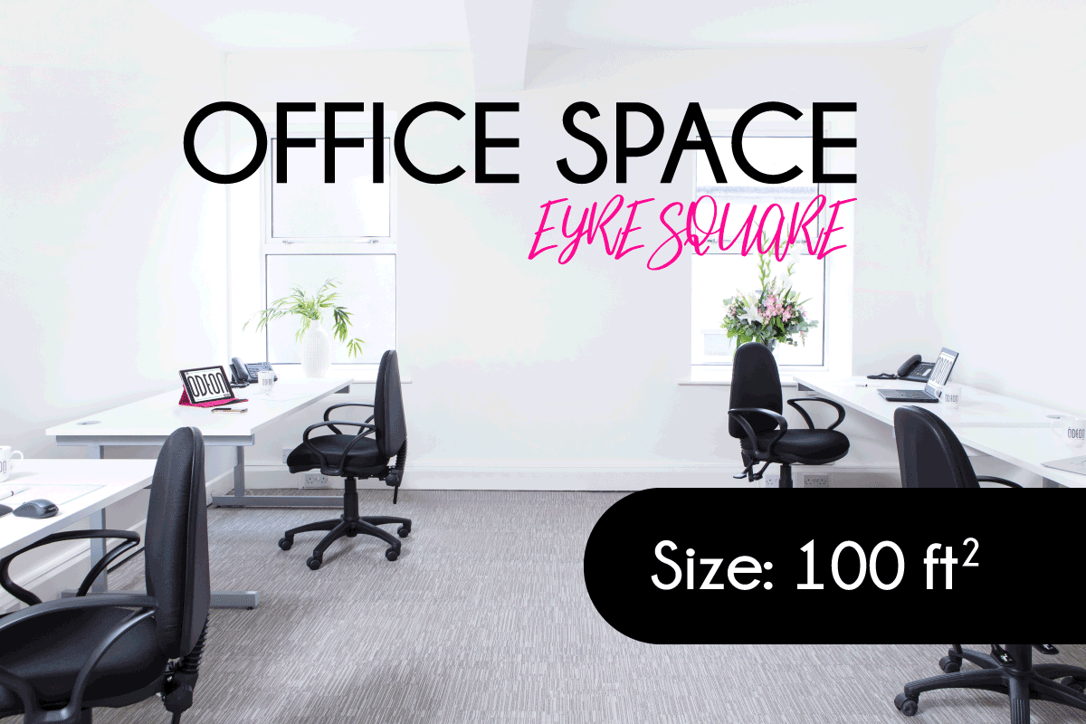 100 Foot Office Space Galway