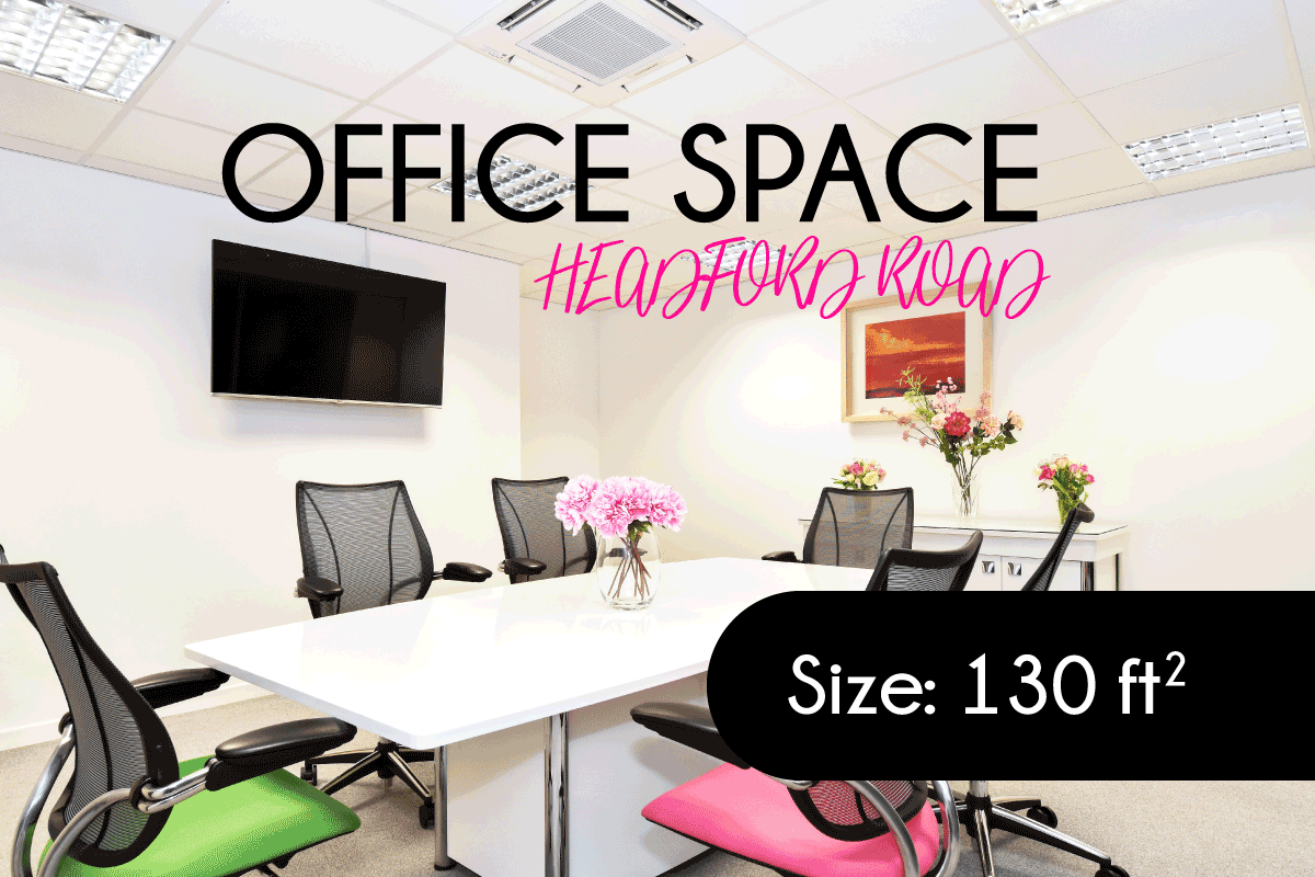 130 Foot Office Space Galway