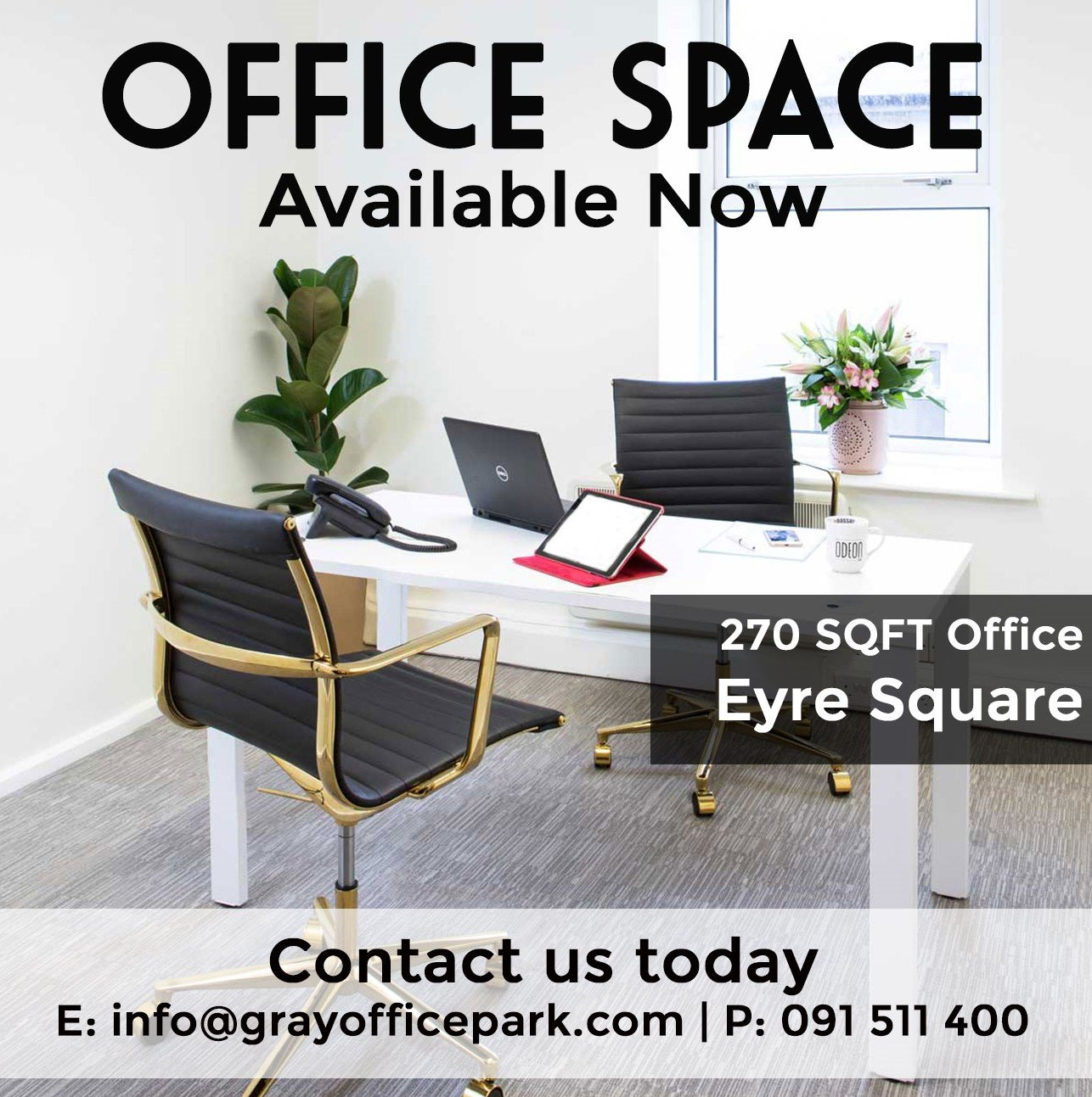 Eyre square office space