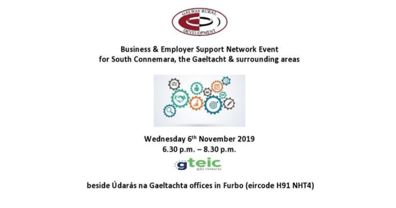 business support event